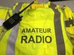 Bunbury Radio Club hi-vis vest